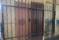 Продам ворота и калитку