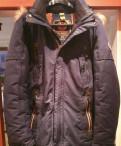 Куртка зимняя, шанель мужская линия одежды