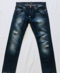 Стильная брендовая мужская одежда, джинсы Philipp Plein, Санкт-Петербург
