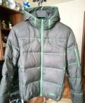 Куртка зимняя, мужской свитер gant