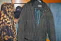 Продам куртку фирменную, рубашки мужские теплые купить