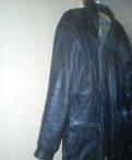 Интернет магазин копии одежды известных брендов, кожаная куртка мужская чёрного цвета с утеплением