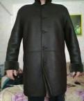 Дубленка, мужское пальто al franco, Глебычево