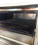 Печь для пекарни 3 х секционная