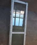 Дверь балконная профиль 70мм plafen размер 240*85