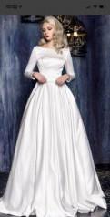 Свадебное платье, жаккардовый халат женский