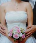 Модная молодежная верхняя одежда, элегантное свадебное платье, Выборг