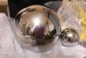 Металлический нержавеющий шар диаметр 200 и 100 мм