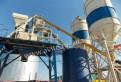 Бетонный завод HZS 40 - А (40 куб/час)