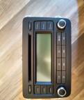 Магнитола VAG RCD 300, дефлектор капота daewoo nexia
