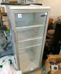 Холодильная витрина бирюса 290е