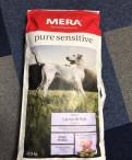 Корм для собак MeraDog Pure ягнёнок с рисом 12 кг