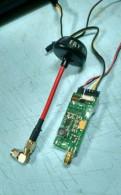 Антенна для квадрокоптера, с модулем Fatshark Imme