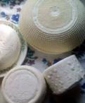 Молоко коровье и козье, творог, сыр
