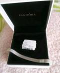Серебряный браслет Pandora, Санкт-Петербург