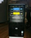 Системный блок HP Pavilion AMD Phenom X3+ монитор