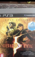 Resident evil 5 диск ps3