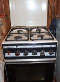 Продается газовая 4-конфорочная плита с духовкой, Каменка