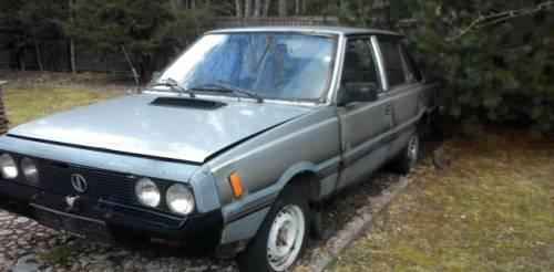 FIAT 124, 1976, купить шкода октавия от 2012 года