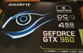 Nvidia geforce GTX 960 4 GB