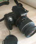 Зеркальный фотоаппарат камера Sony a33