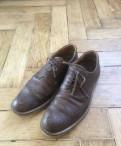 Туфли, ботинки Ecco, мужские сандали рикер