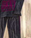 Трикотажные лапша платья длинные летние ниже колен, спортивный костюм dkny размер M