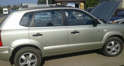 Hyundai Tucson, 2007, шкода октавия 2011 bse