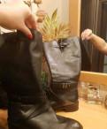Сапоги ecco натуральная кожа, оригинал, купить кроссовки адидас порше дизайн p5000 женские, Санкт-Петербург