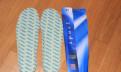 Стельки импортные ортопедические 43 размер новые, купить мужские кроссовки в россии