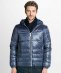Пуховик Calvin Klein оригинал, мужские куртки на изософте