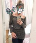Блузка-туника бренд Annarita N, акции на шубы елена фурс