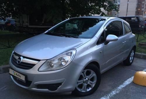 Opel Corsa, 2007, продажа ауди а6 2011