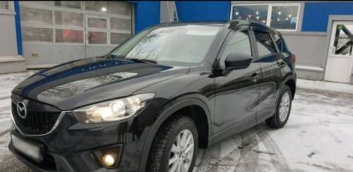 Продажа авто опель астра с пробегом, mazda CX-5, 2014