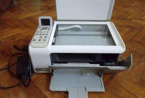 Мфу HP Photosmart C4183