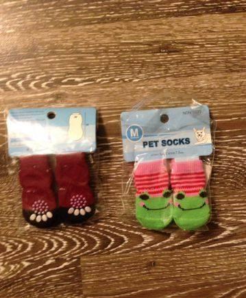 Носки для кошек