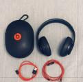 Наушники Beats Studio Wireless 2.0 чёрные матовые