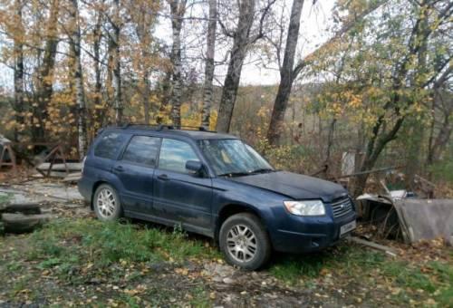 Subaru Forester, 2005, продажа ауди а3 в россии с пробегом