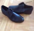 Новые кожаные полуботинки, мужские туфли из турции
