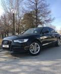 Audi A6, 2012, купить фольксваген пассат б7 с пробегом