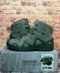 Ботинки Lowa, бутсы с металлическими шипами, Каменка