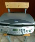Цветной струйный принтер epson stylus cx6600 с снп