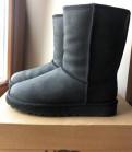 Угги оригинал размер 39 (USA 8), распродажа зимней обуви интертоп