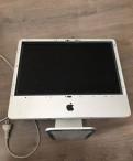 Apple iMac 20 2ghz на запчасти рабочий, Бугры