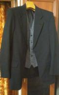 Модное пальто для полных женщин, пиджак и жилетка fosp