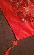 Красивейшая скатерть с китайскими драконами, Толмачево