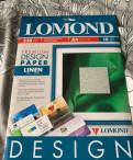 Lomond linen 0934041 лён, дизайнерская бумага 230г