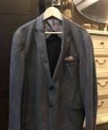 Шорты и футболка чёрные, мужской пиджак Andrea Neri, Лодейное Поле