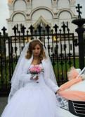 Платье белый песок, свадебное платье