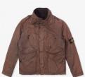 Куртка Stone Island, купить мужскую шубу из бобра